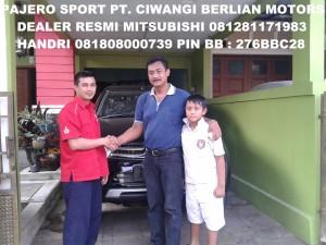 HANDRI PT. CIWANGI BERLIAN HP 081808000739