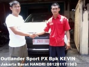 Outlander Sport PX AT Pak KEVIN Jakarta Barat