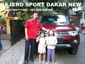 PAJERO SPORT DAKAR 4X2