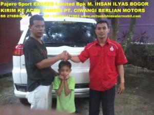 Pajero Sport GLS Limited Pak M. IHSAN ILYAS Bogor