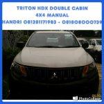 triton double cabin