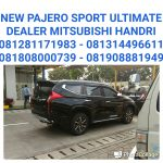 new pajero sport ultimate